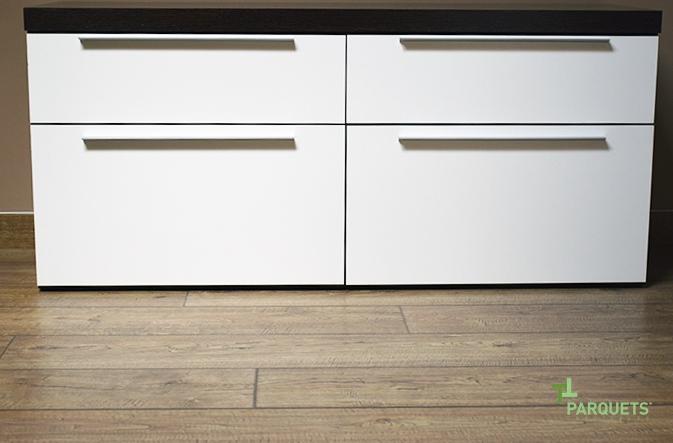 ¿Combinas bien tus muebles con tu suelo de madera?