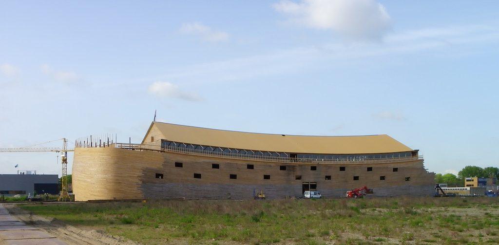 Museo de la creación Arca de Noé en Kentucky - Parquets Tropicales