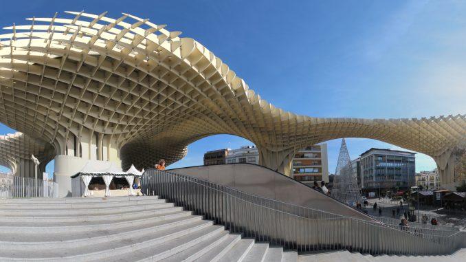 Metropol Parasol - Sevilla - Parquets Tropicales