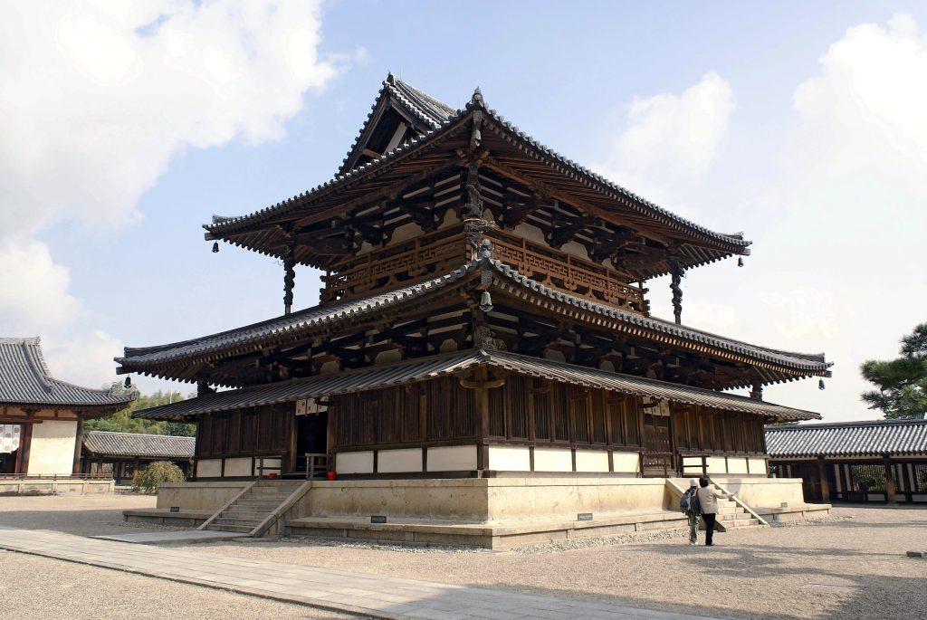 Templo Horyu - Parquets Tropicales