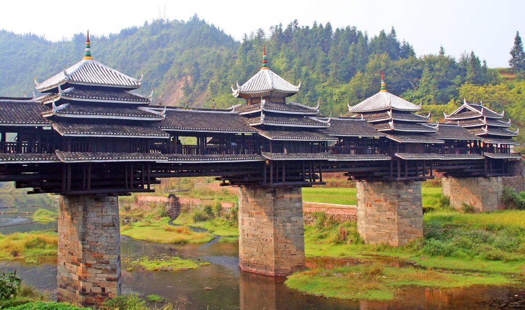 Puente Chengyang - Parquets Tropicales
