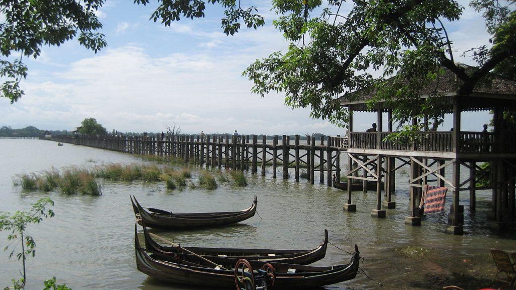 Puente de U Bein - El puente de madera más largo del mundo - Parquets Tropicales