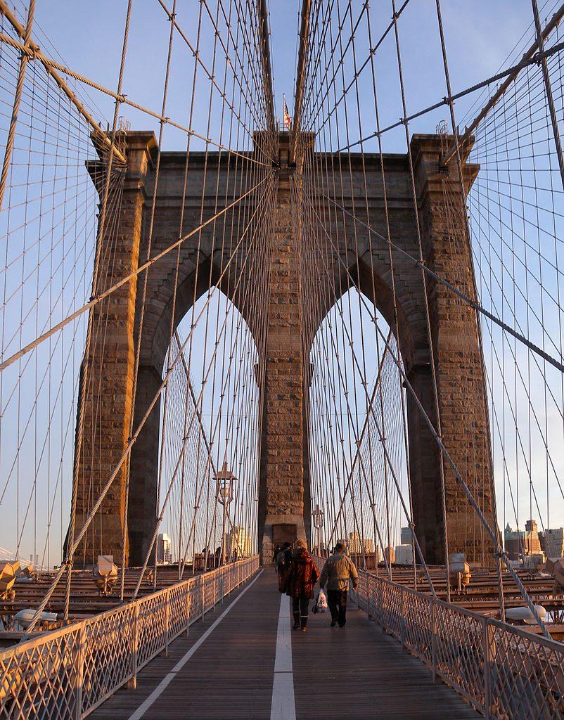Puente de Brooklyn - Parquets Tropicales