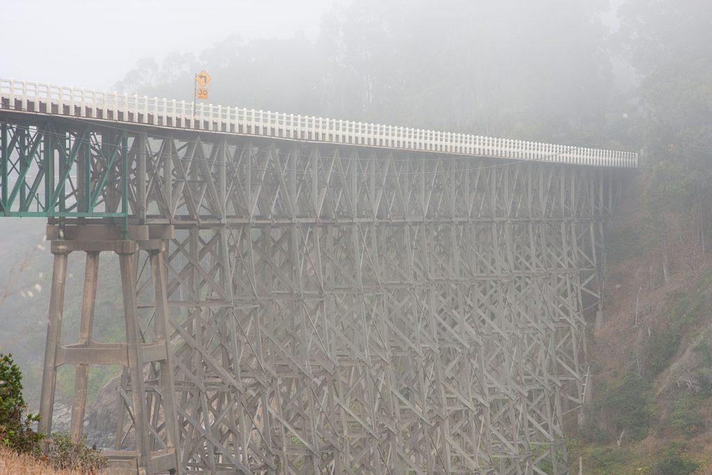 Puente del río Albion - Parquets Tropicales
