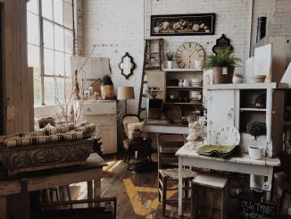 Decoración estilo vintage - Parquets Tropicales