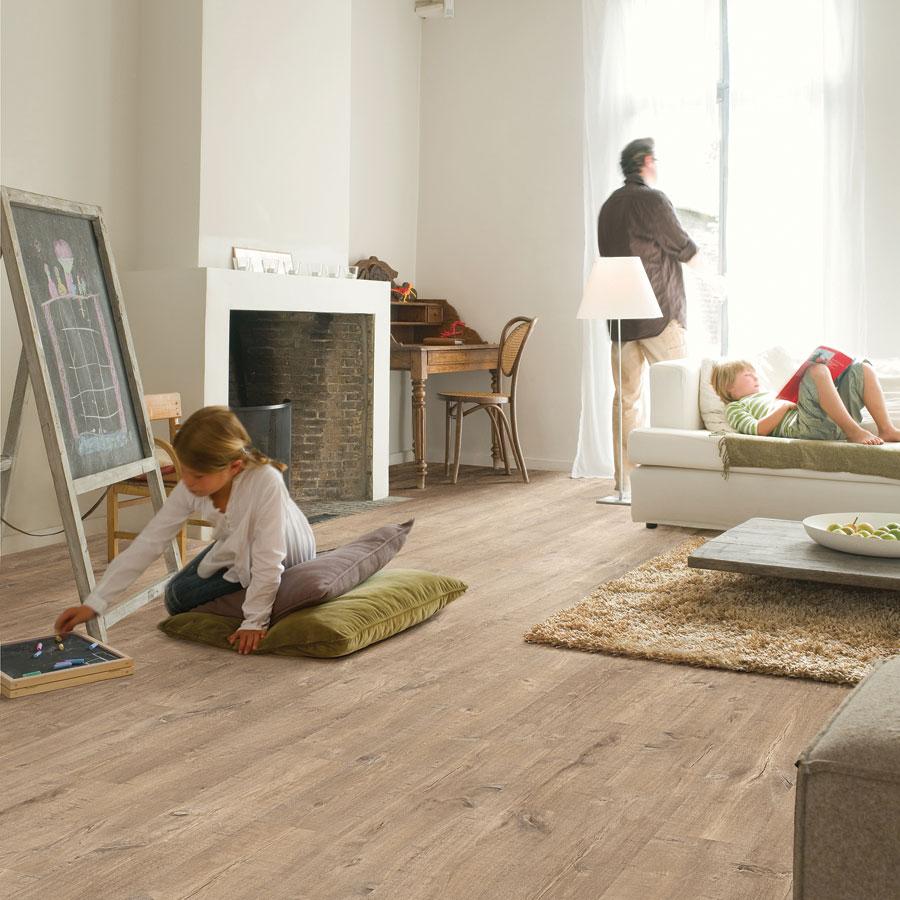 Parquets, suelos laminados y vinilos de Quick-Step