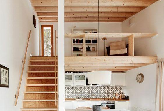 Parquet para pisos pequeños - Parquets Tropicales